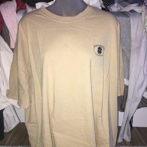 Tan Men's Teeshirt Size XL
